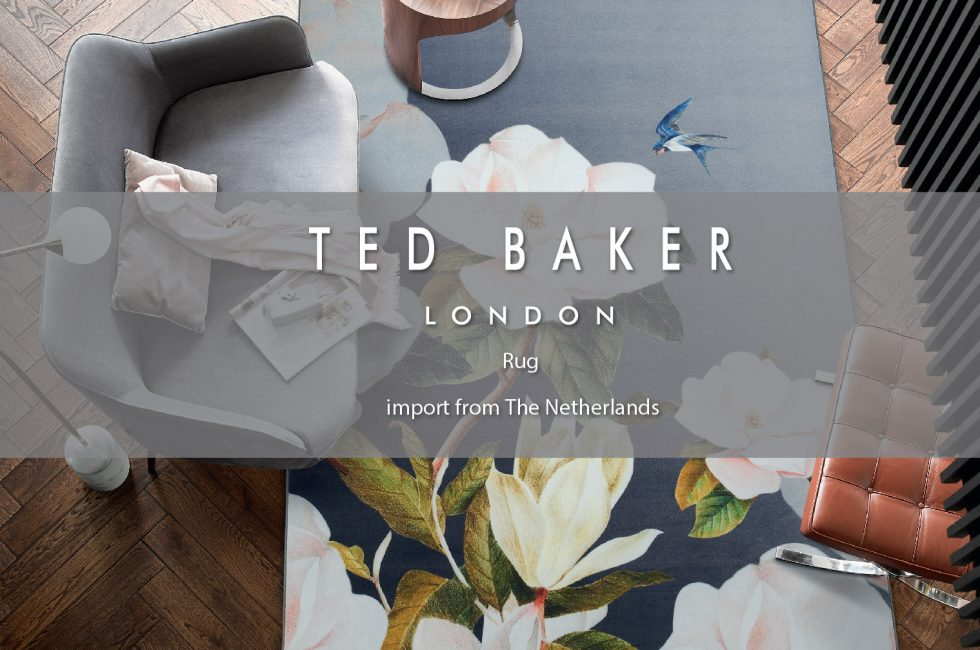 Tat Ming Flooring Rug Ted Baker London Import from The Netherlands