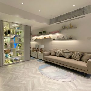 Tat Ming Flooring Project Residential Chung Hom Kok House Faus - Laminate