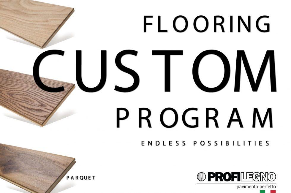 Tat Ming Flooring Profilegno Custom Program